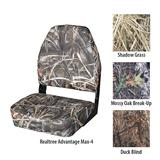 Camo Fishing Seats